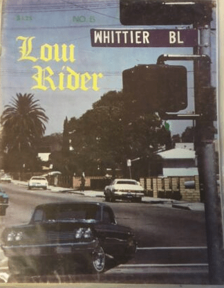 old lowrider magazines