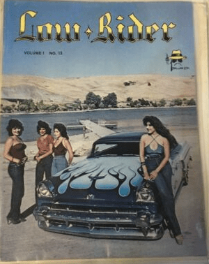 old lowrider magazine