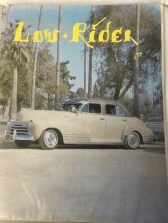 vintage lowrider magazine