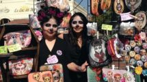Muertos Artwalk Olvera Street