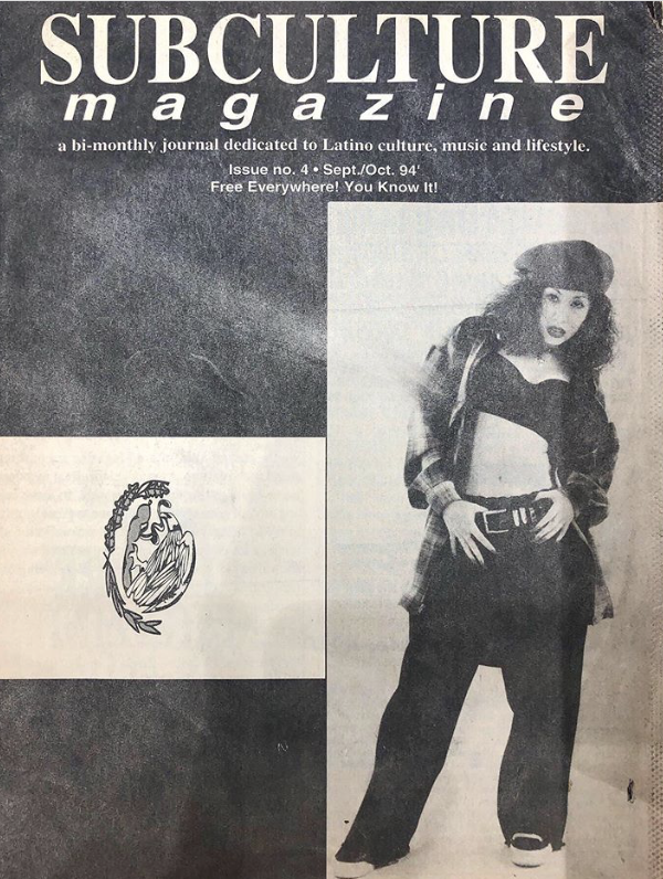 Subculture Magazine was a Chicano magazine