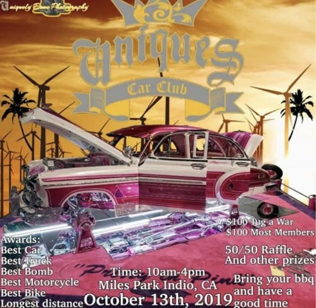 lowrider show schedule