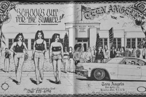 Teen Angels Chicano Magazine