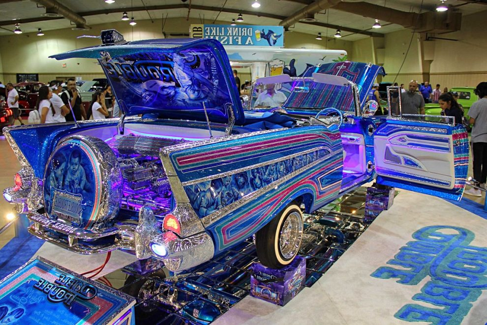 lowrider shows