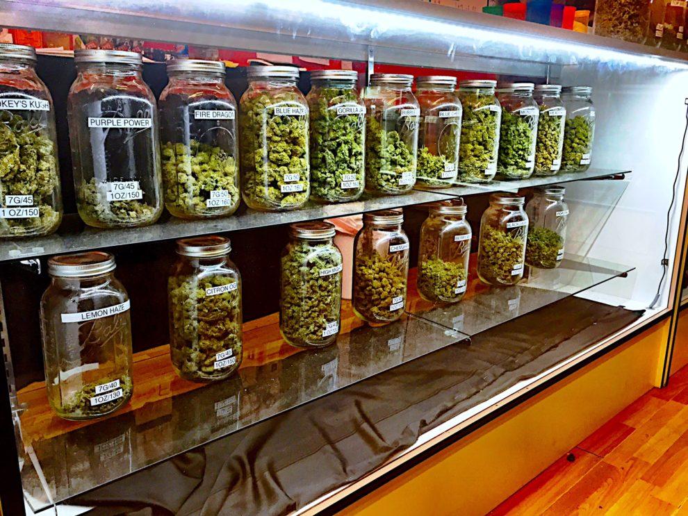 california cannabis shops