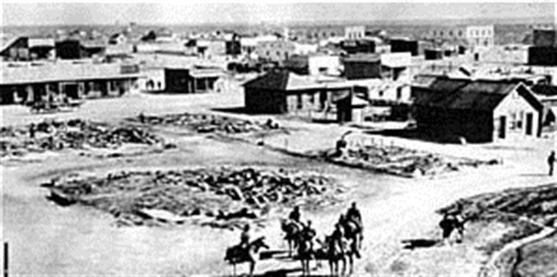Francisco Pancho Villa rides into New Mexico