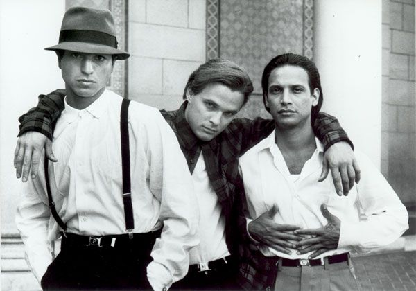 The Chicano movie, Blood In Blood Out