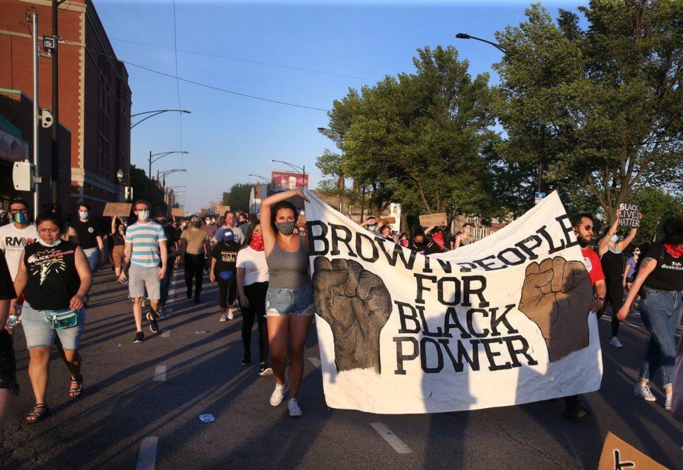 police brutality against black people