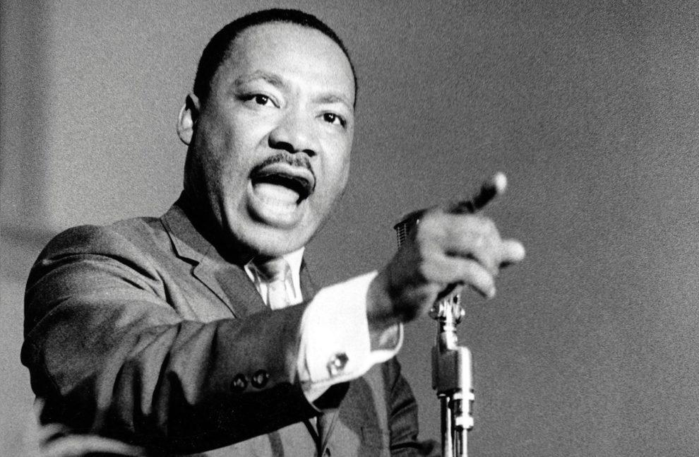 MLK speech